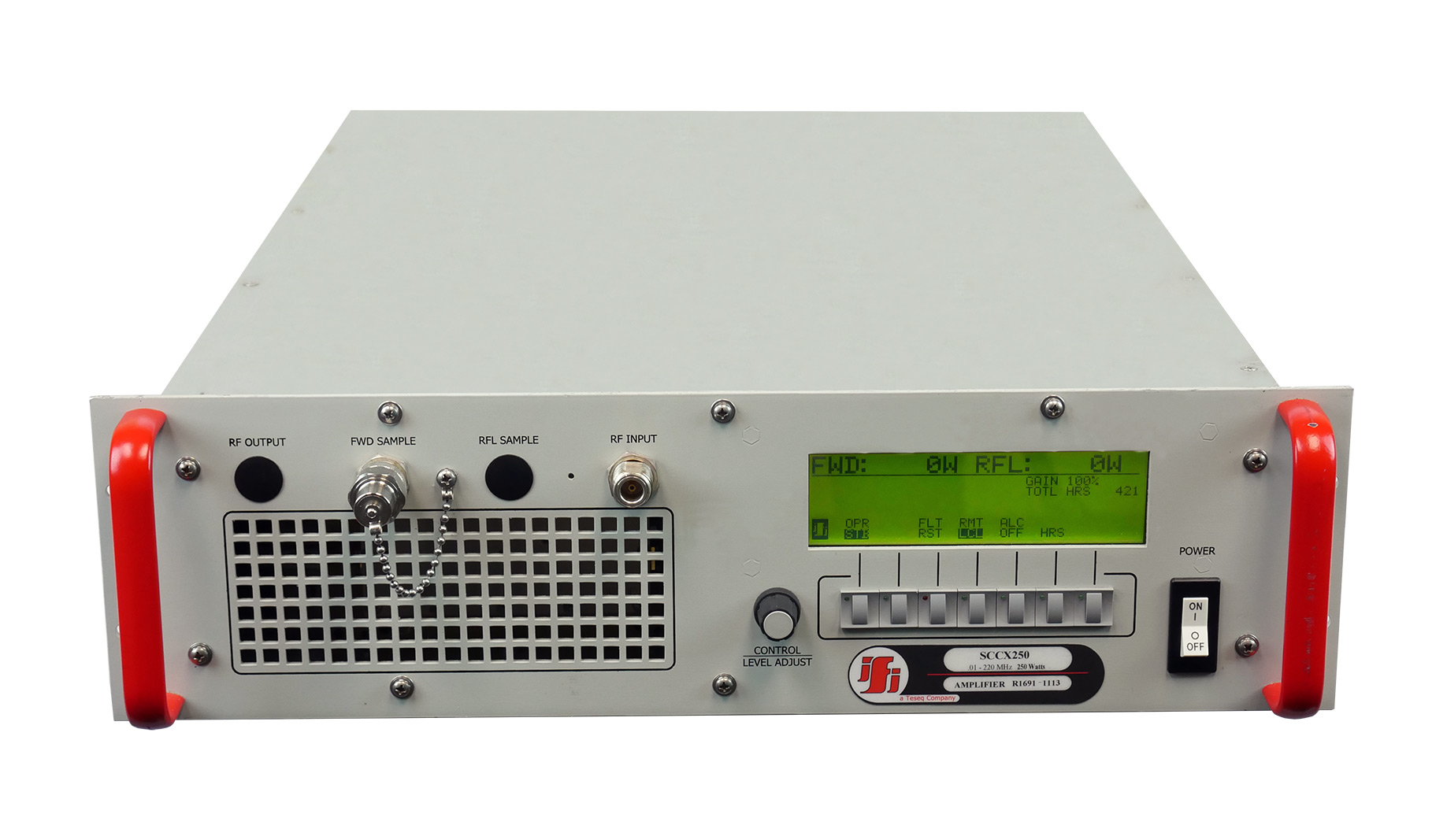 IFI SCCX250 Solid State RF Power Amplifier