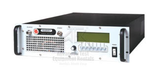 Rent IFI SMX50 Solid State Amplifier .01 MHz - 1000 MHz, 50W