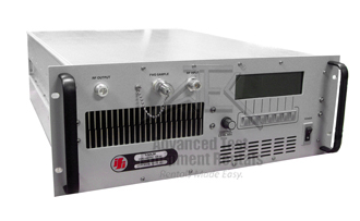IFI SMX50 Solid State Amplifier .01 MHz - 1000 MHz, 50W