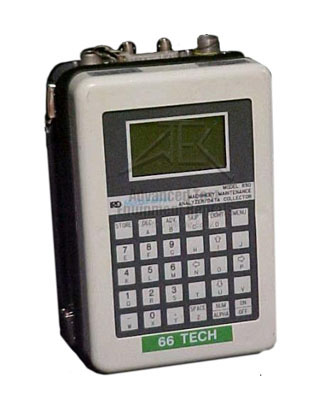 IRD 890 Vibration Data Analyzer