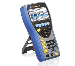 Rent Ideal LanTEK III 1000MHz Data Cable Certifier