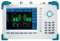 Viavi JD786A CellAdvisor RF Analyzer