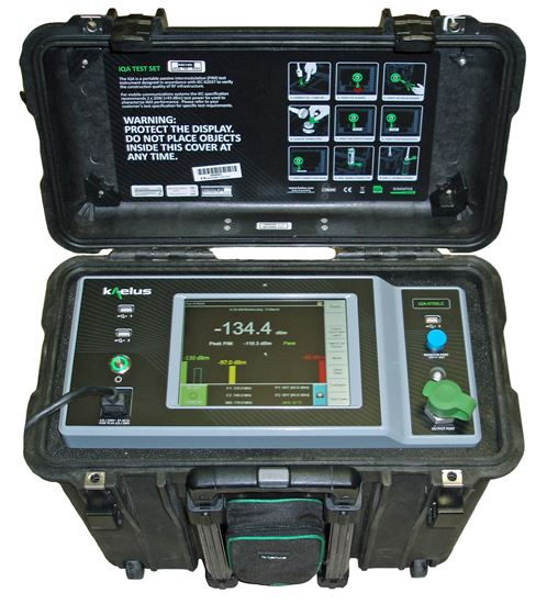 Kaelus IQA-901C PIM Analyzer