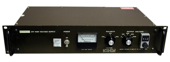 Keithley 247 3 kV DC Power