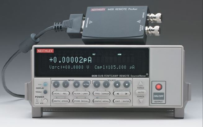 Keithley 6430 Sub-Femtoamp Remote SourceMeter