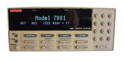 Keithley 7001 High Density Switch System