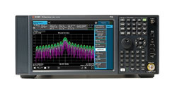 Keysight N9030B PXA Signal Analyzer, Multi-touch, 3 Hz to 50 GHz