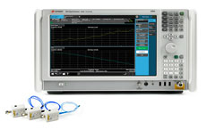 Keysight N9069C Noise Figure Measurement Application, Multi-touch UI