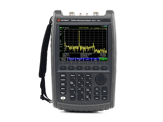 Keysight N9917A FieldFox Microwave and RF Analyzer