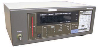 Mitutoyo LSM-3100 Laser Scan Micrometer Display Unit