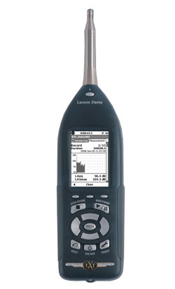 Larson Davis LXT1-QPR Sound Level Meter
