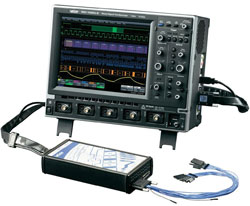 Rent LeCroy WaveSurfer MSO 104 MXs-B Mixed Signal Oscilloscope 1 GHz