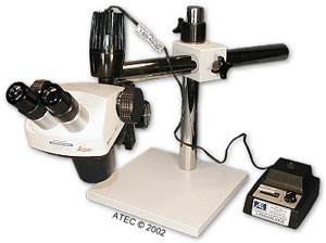 Leica StereoZoom SZ-4 Stereo Zoom Microscope