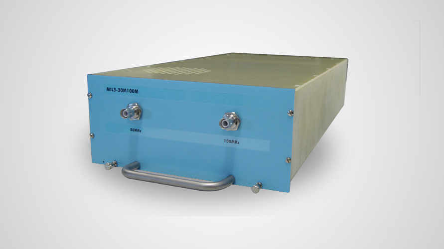 EMC Partner MIL3-30M100M Plugin for MIL3000 Test System