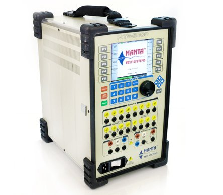 Manta Test Systems MTS-5000 Protective Relay Test System