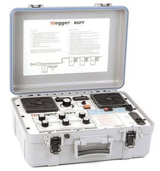 Megger BGFT Battery Ground Fault Tester