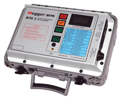 Megger BITE 2 Battery Impedance Test Equipment