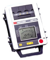 Megger BM11D (218651CL) Analog / Digital Insulation Tester 5 kV