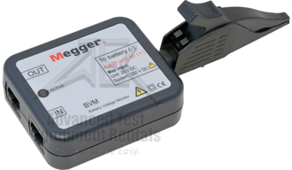 Rent Megger BVM300 Battery Voltage Monitor