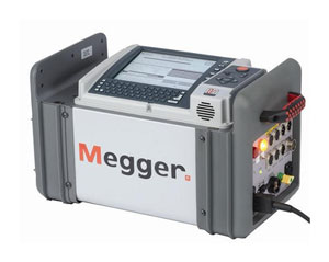 Megger Delta 4000 Series 12 Kv Insulation Diagnost Atec