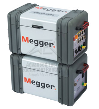 Megger DELTA 4110 Power Factor Test Set