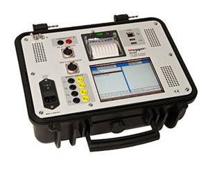 Megger PCA2 On-Load Protection Condition Analyzer