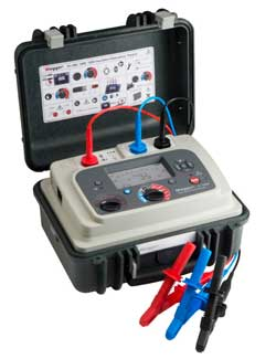 Rent Megger S1-1568 15 kV high performance diagnostic insulation tester