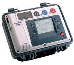 Rent Megger S1-552/2 Insulation Resistance Tester