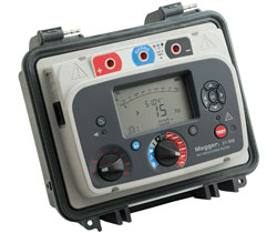 Megger S1 Insulation Resistance Tester Series