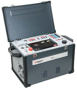 Rent Megger TRAX Transformer and Substation Test System