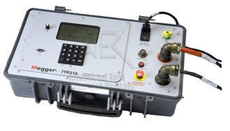 Megger TTR310 Three-Phase Transformer Ratio Test Set