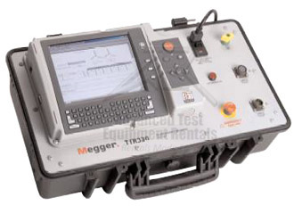 Megger TTR330 Three-Phase Transformer Turn Ratio Test Set