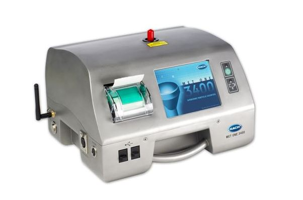 Beckman Coulter MET ONE 3400 Series Portable Air Particle Counters