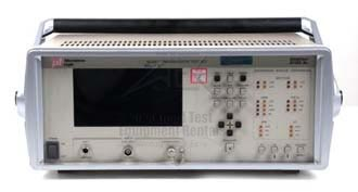 Microwave Logic ST103 Analyzer