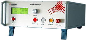 Rent Montena PG-CS115 Pulse Generator 5 kV