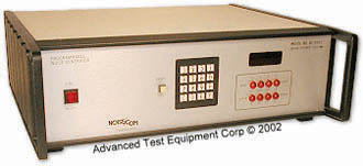 NoiseCom NC9663 Programmable Noise Source, 100 Hz - 200 MHz