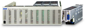 Rent, lease, rent to own NH Research 4200 Modular DC Electronic Load 120 Volts, 60 Amps, 300 Watts