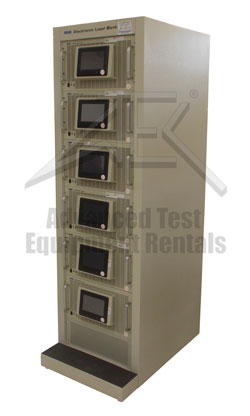 Rent NH Research 4760-36 High Voltage Electronic DC Load 1800 A, 36 kW
