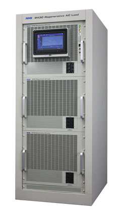 NH Research 9430 Regenerative 4-Quadrant AC Load