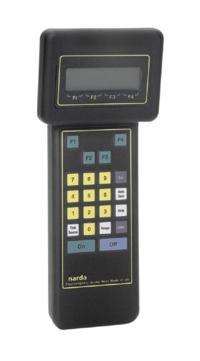 Narda 8718 RF Survey Meter 3 kHz - 40 GHz