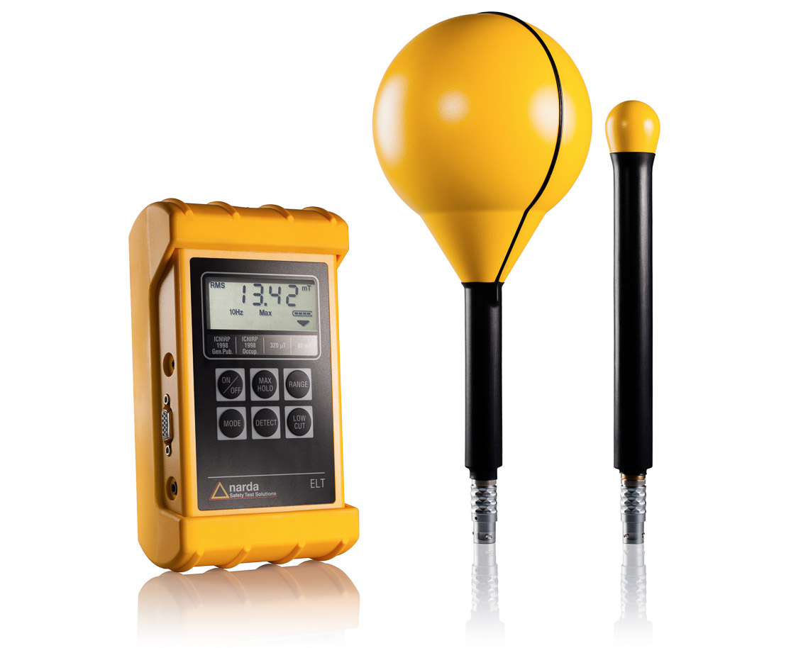 Narda ELT-400 Exposure Level Tester 1 Hz - 400 kHz