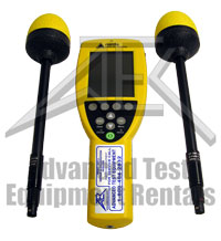 Rent Radiation & RF Field Meters, Monitors, and Probes