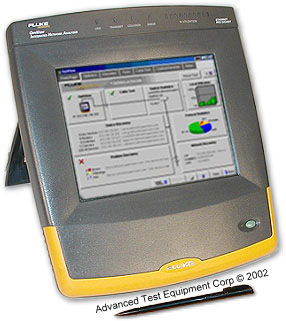 Fluke OPTIVIEW-GIG Integrated Network Analyzer