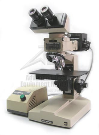 Olympus BHM Brightfield/Darkfield Metallurgical Microscope