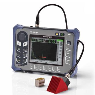 Epoch 4 Olympus Ultrasonic Flaw Detector Atec Rentals