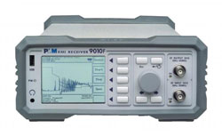 PMM 9010F Real Time EMI Receiver & Analyzer 10 Hz - 18 GHz