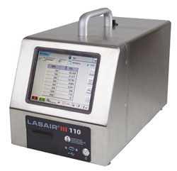 Particle Measuring Systems Lasair III 110 Aerosol Particle Counter