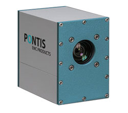 Rent PONTIS EMC Cam5 Compact EMC Hardened Remote or Manual Control Camera