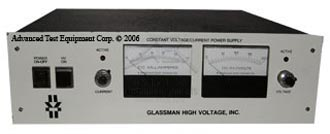 Glassman PS/WG20P15-M3 DC Power Supply
