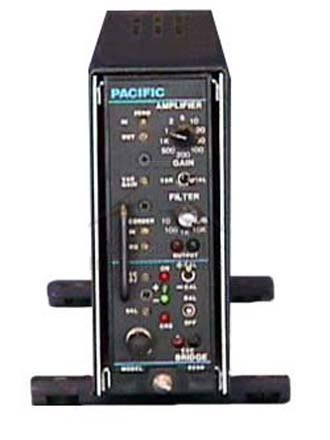 Pacific Instruments 8250 Transducer Conditioning Amplifier